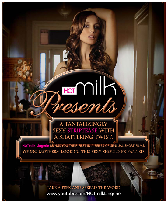 HOTmilk maternity lingerie are renowned for their gorgeous, sexy maternity ...