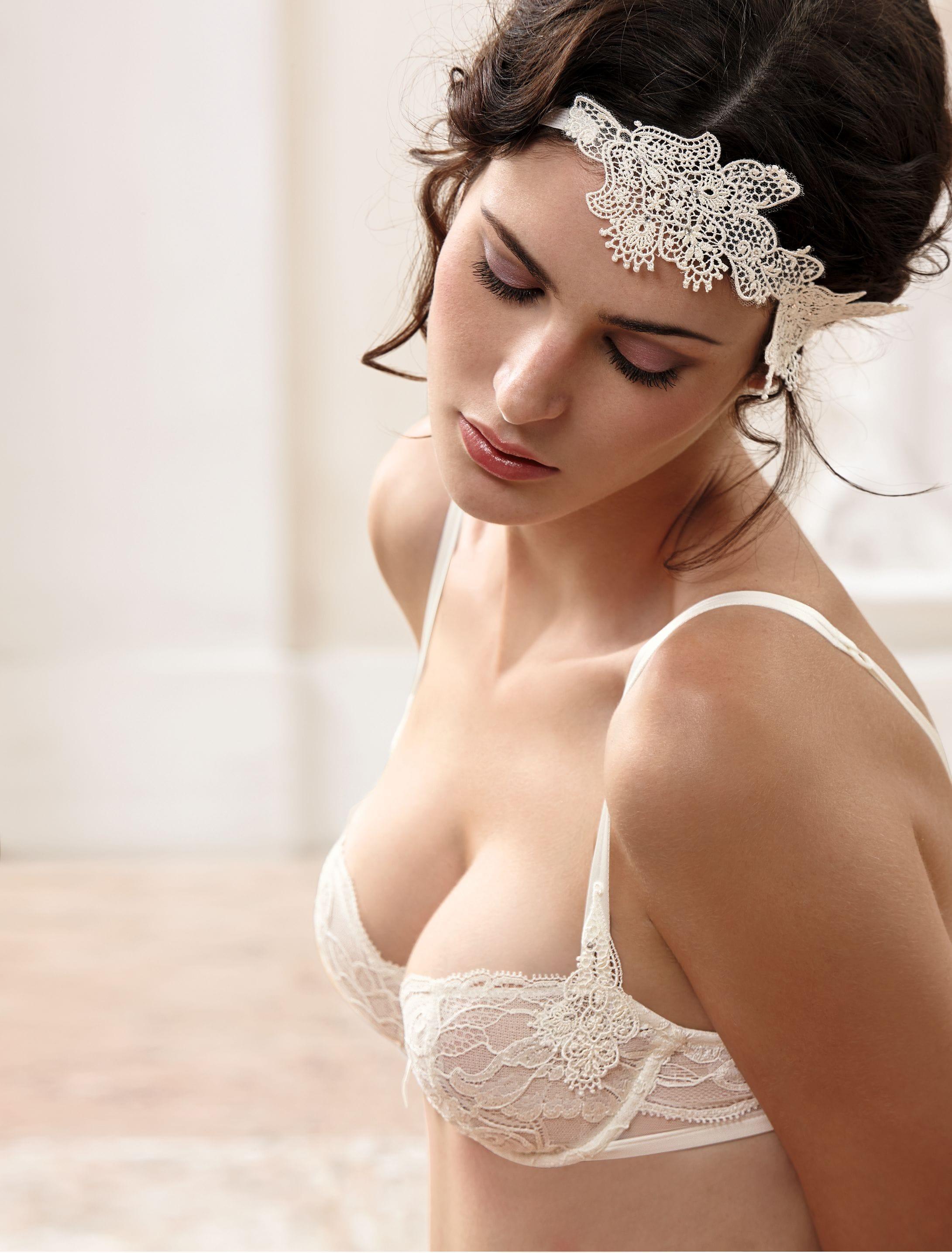 Erotic Bridal Lingerie 47