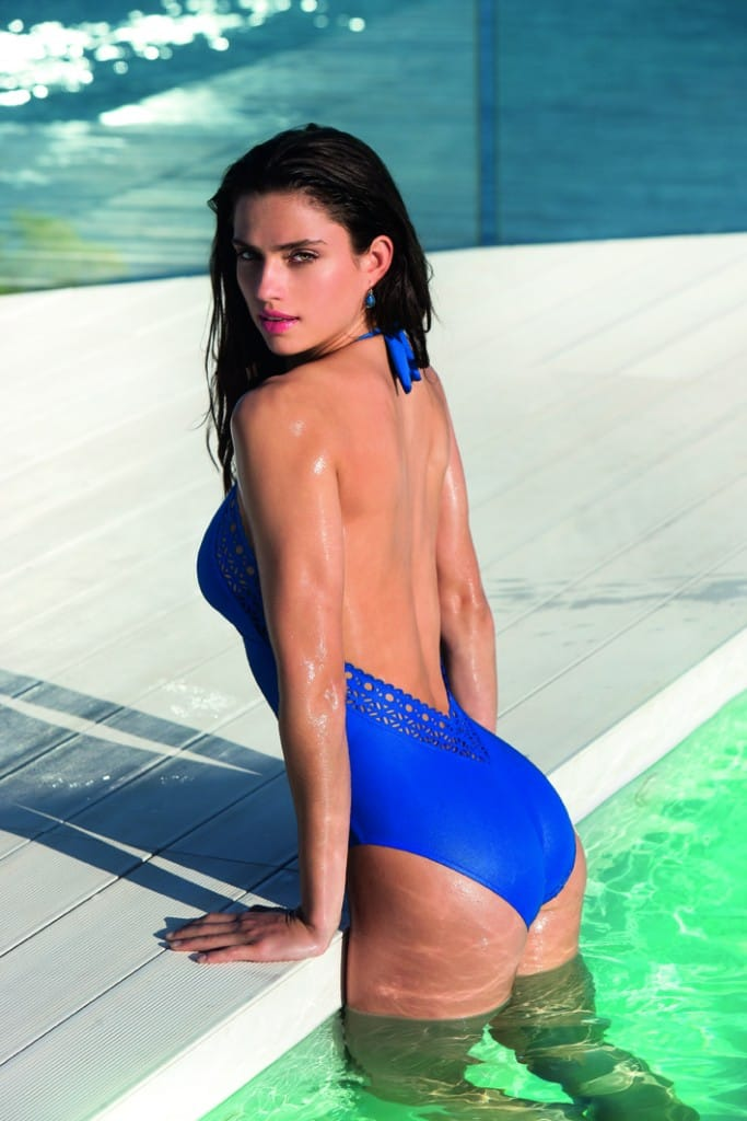 Lise Charmel Swimwear - Ajourage Couture – Swimsuit Blue