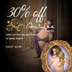 30% Off with Antinea with any Lise Charmel or Eprise purchase
