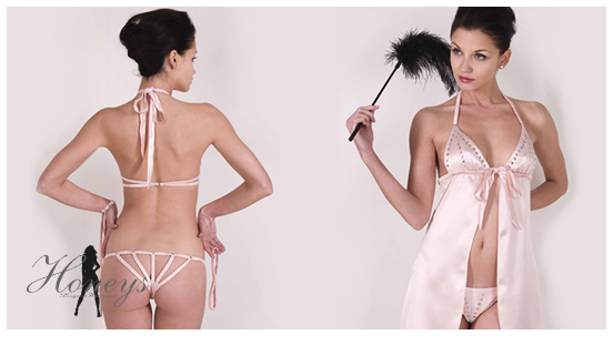Designer Lingerie and Fashion Features