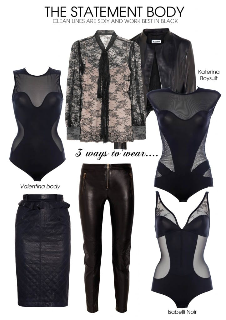 How to wear your Tatu Couture Bodysuit!