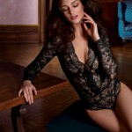 Lise Charmel - Transparence Désir - Lace Body, long sleve