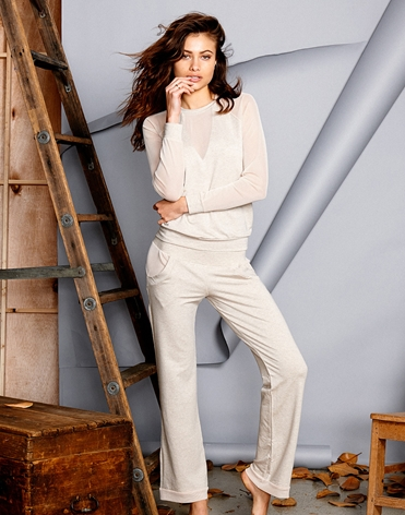 LOVE HAUS - DREAMY LOUNGEWEAR TOP and Pant
