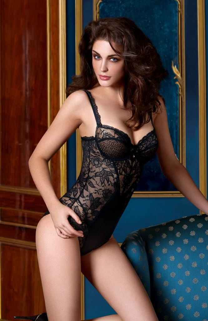 Lise Charmel - Transparence Désir - Lace Body