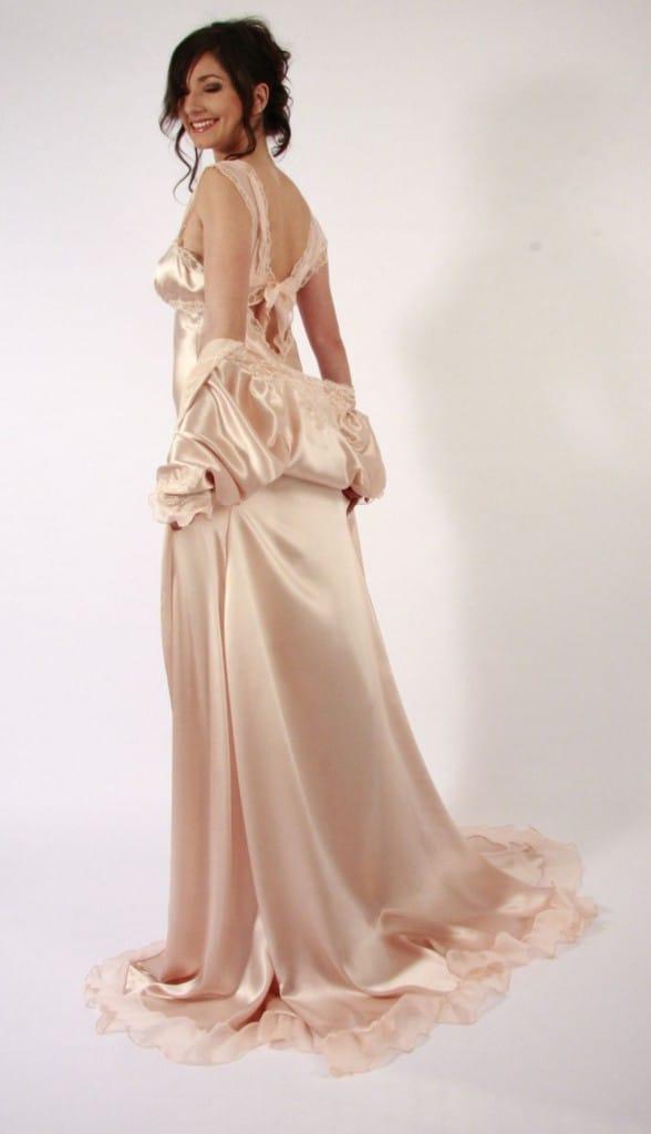 Liliana Casanova Silk Nightwear