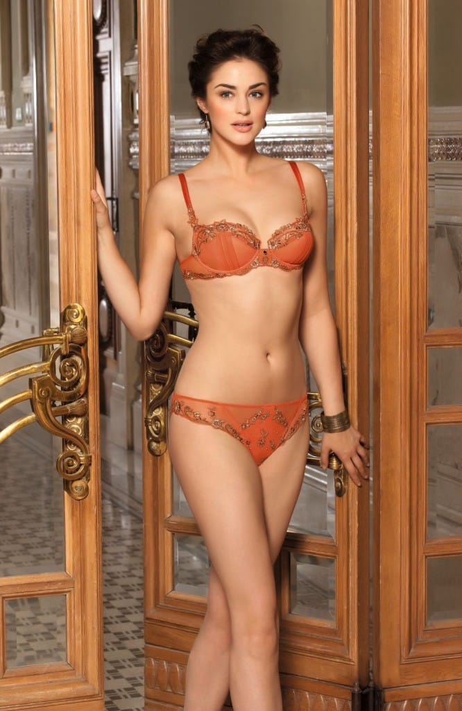Lise Charmel - Vibration Sutra - Half Cup Bra (2)