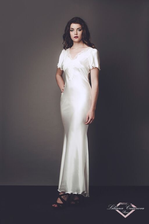 Liliana Casanova Madame du Barry Nightdress 2