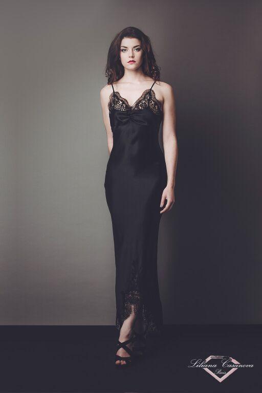 Liliana Casanova Paris - Castelnaud - Silk Nightdress