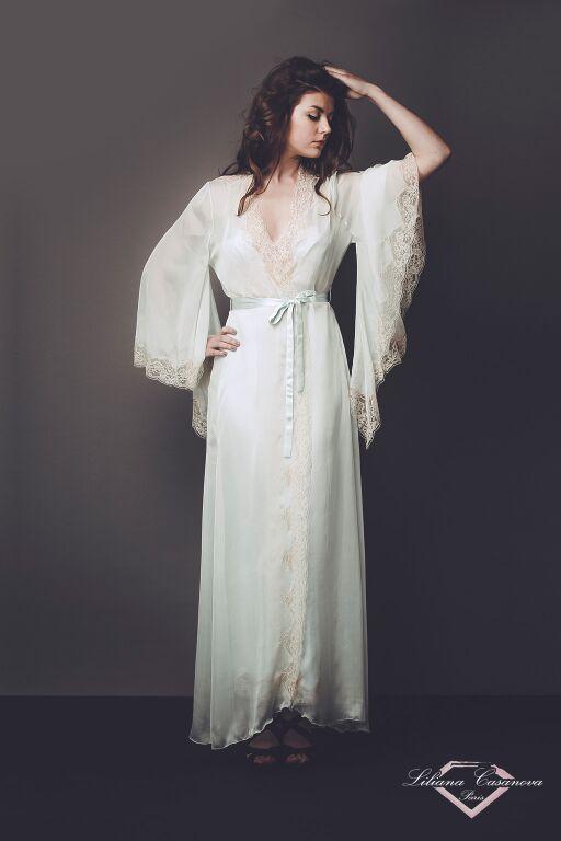 Liliana Casanova Vaux le Vicomte Nightgown