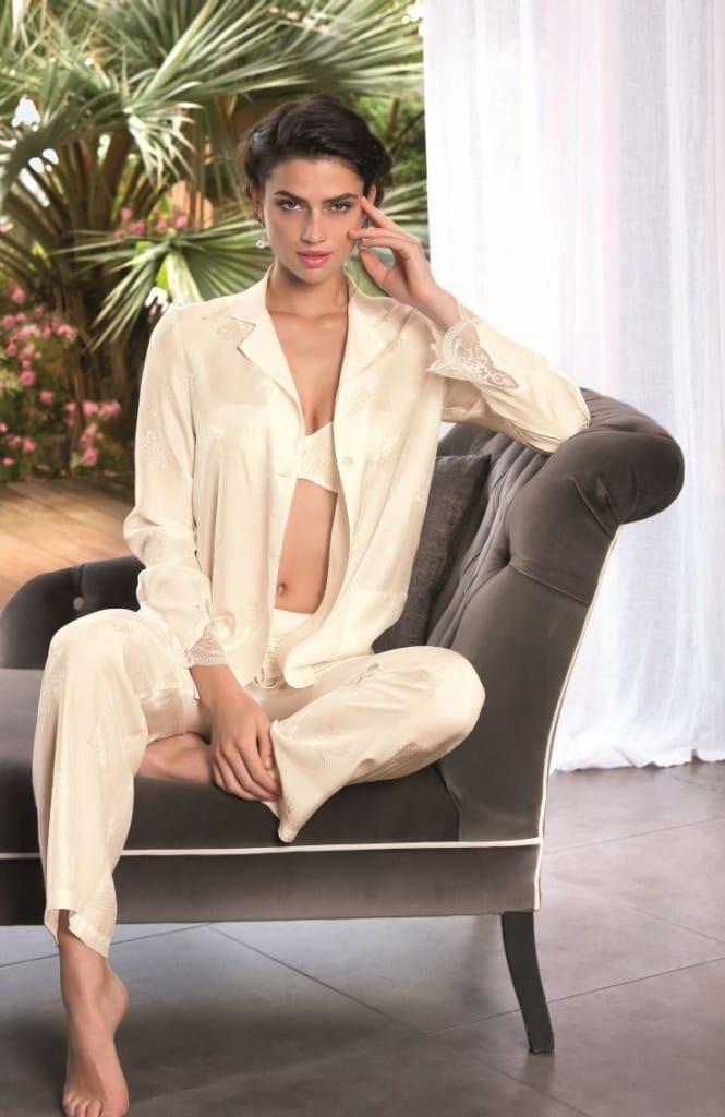 Lise Charmel - Orchid Paradis - Silk Pyjamas