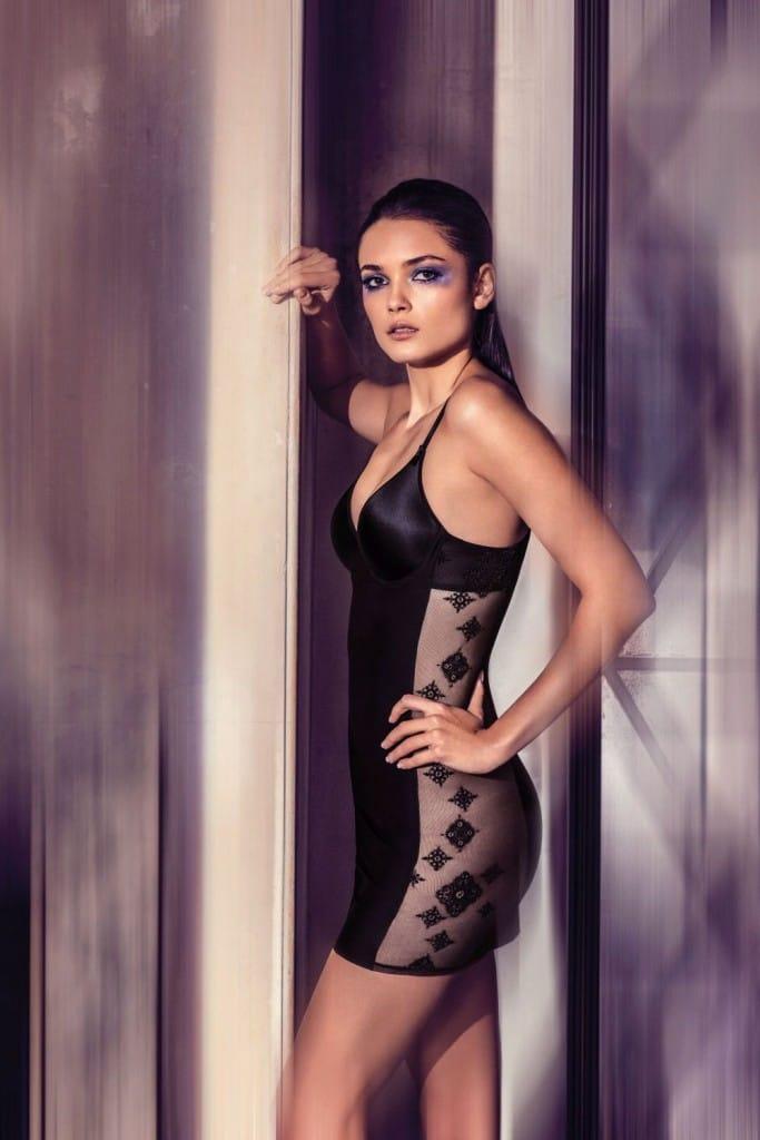 Wacoal - Sensuality - Black Contour Dress 2