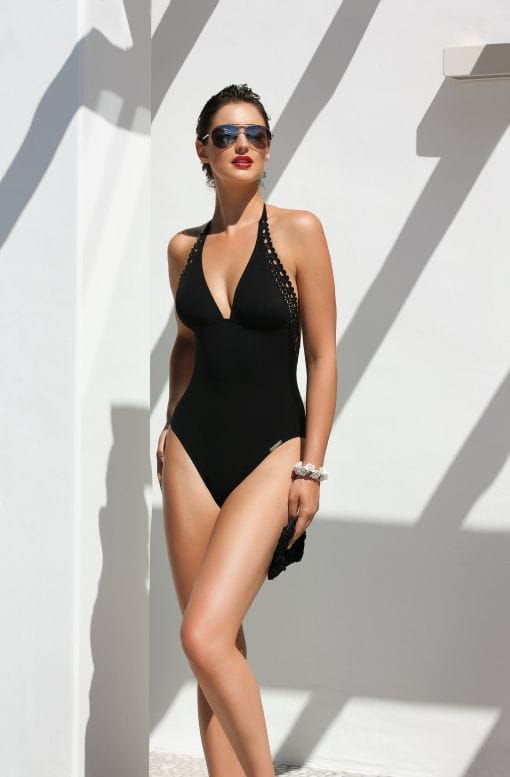 Lise Charmel Swimwear - Ajourage Couture – Swimsuit front