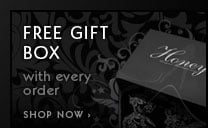 Free Gift Box with Every Order