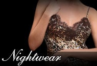 Nightwear at Honeys Lingerie Boutique
