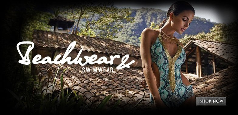 Designer Swimwear and Designer Beachwear