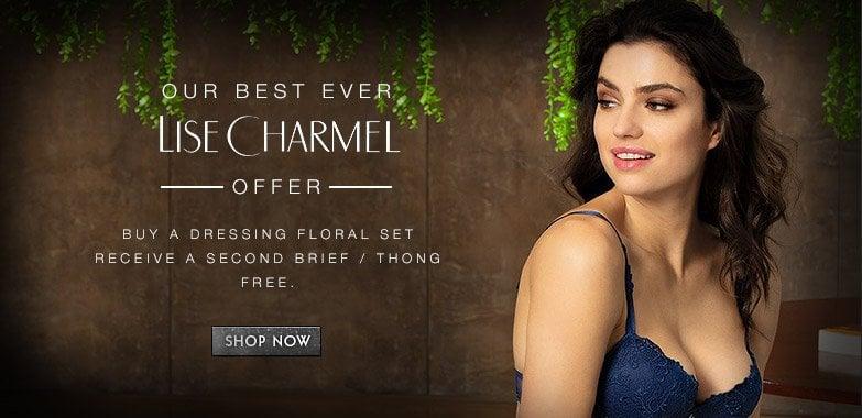 Lise charmel dressing Floral Offer