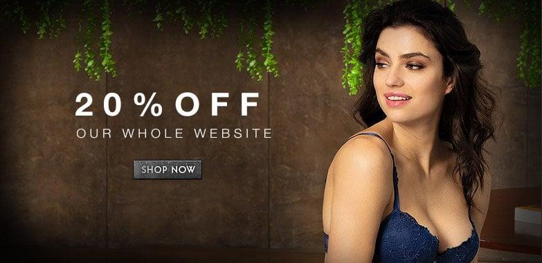 20% Off Website