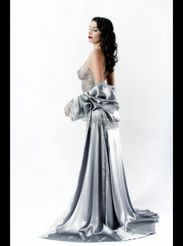 Liliana Casanova, French Nightwear, Designer Nightwear, Silk ...