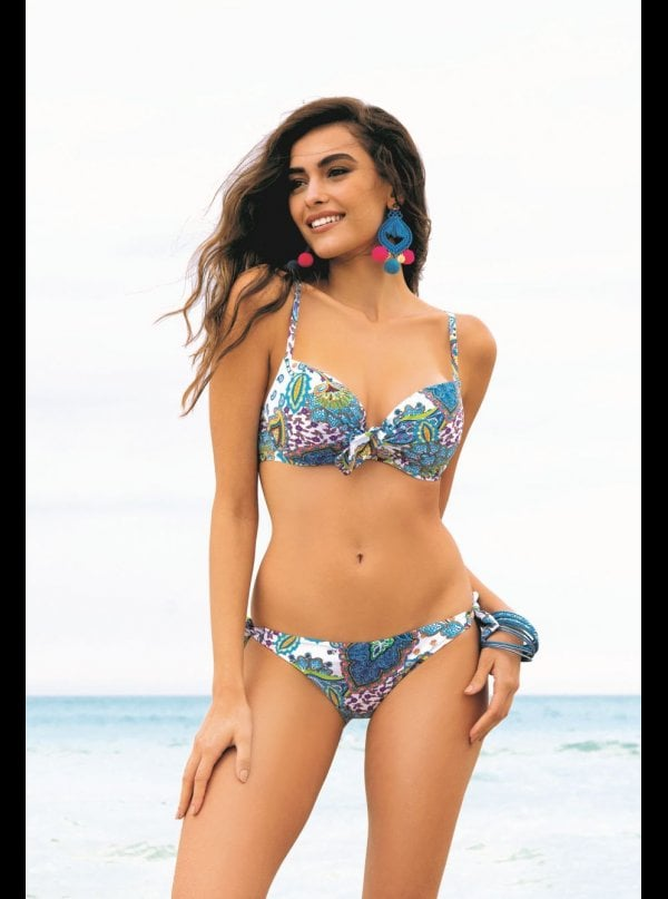 d046847893 Antigel Swimwear by Lise Charmel | La Bollywood Antige | Tieside Bikini  Brief