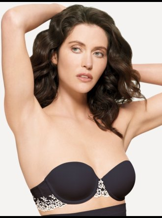 Wacoal Embrace - Black Strapless Bra