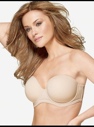 Wacoal - Red Carpet - Strapless full figure bra