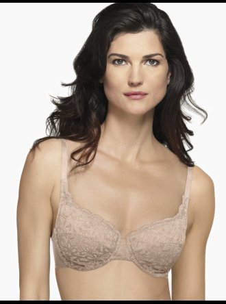 Wacoal - All Dressed Up - Lace Bra