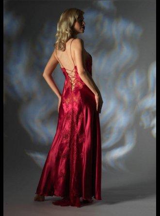 Jane Woolrich - Silk Nightdress - 3078