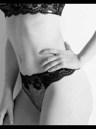 Millesia - French Lingerie - Cabaret - String