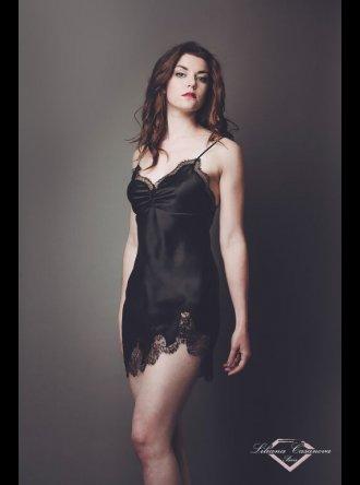 Liliana Casanova Paris - Balleroy - Silk Slip