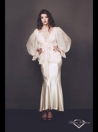 Liliana Casanova Paris - Chambord - Short Dressing Gown