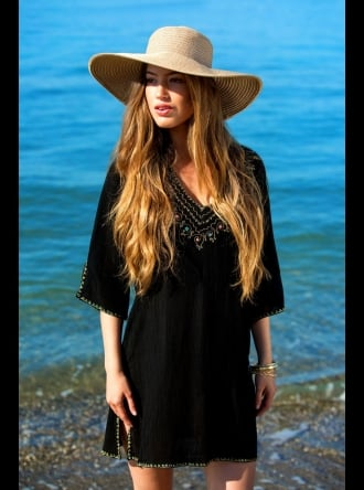 Mya Blue Beach Mya Blue Beach - San Antonio - Black Kaftan
