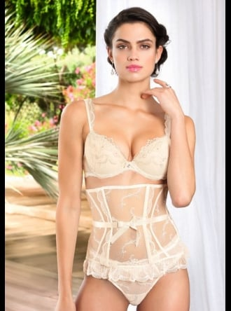 Lise Charmel - Orchid Paradis - Waspie Suspender