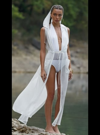Forever Unique Swimwear and Beachwear Forever Unique - Cosmo Long Kaftan