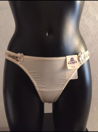 B.Tempted By Wacoal B.tempt'd - Nude Thong