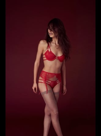 Bluebella - Arabella Red Brief