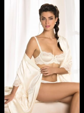 Lise Charmel - Exception Charme - Silk Negligee