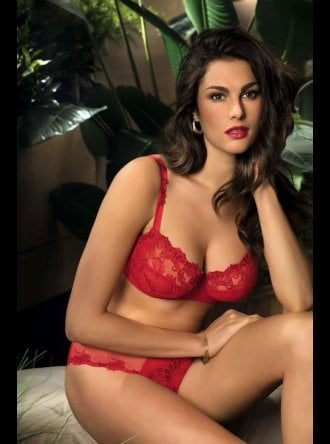 Eprise - Lise Charmel Eprise - Guipure Charming - Half Cup Bra - Dressing Solaire