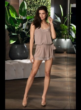Lise Charmel - Raffinement Precieu Taupe - Playsuit