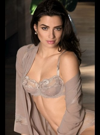 Lise Charmel - Raffinement Precieu Taupe - Negligee
