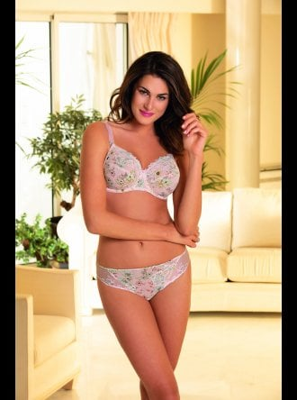 Lise Charmel - Dressing Effeuillage - 3 Part Full Cup Bra