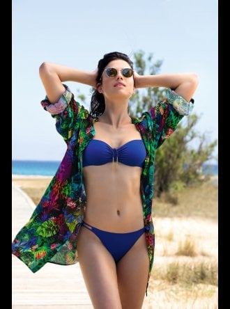 Lise Charmel Swimwear -  Pompons Arty -  Tie Side Bikini  Brief