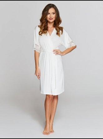 Vanilla Nightwear - Ivory Robe - 903R