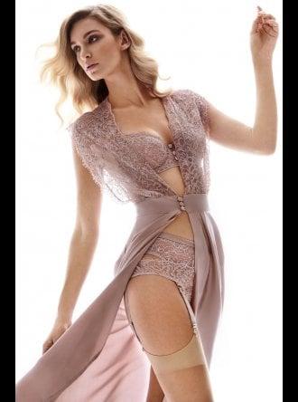 Katherine Hamilton - Abbie Pink Suspender