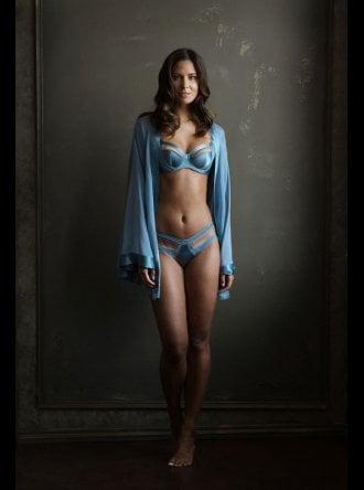 Emma Harris - Tamara Blue Mist Gown