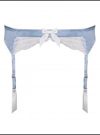 Emma Harris - Signature Sky - Suspender Belt