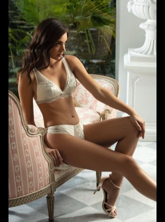 Lise Charmel - Emotion Beaute -  Non Wired Triangle Silk Bra