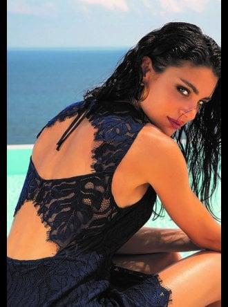 Lise Charmel Swimwear - Dentelle Boheme - Lace Beach Dress , Town Dress