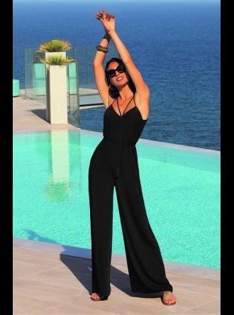 Lise Charmel Swimwear - Elegance Croisiere - Black Jumpsuit