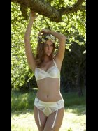 Daisy Dreams - Silk Hipster Thong